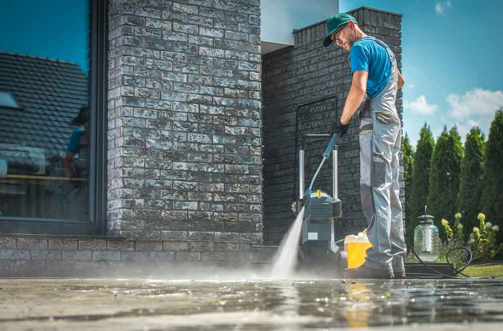 4 areas in your house that need Power Washing